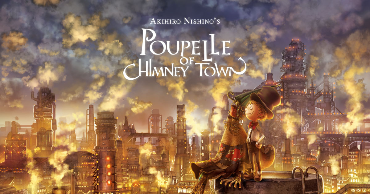 film poupelle of chimney town