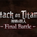 Attack on Titan 2: Final Battle akan hadir di Google Stadia.