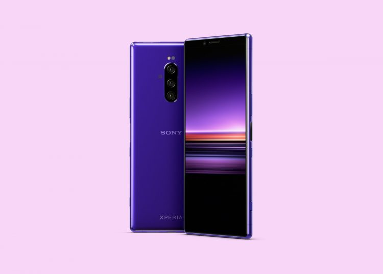 Ponsel Xperia 1 (Wired)