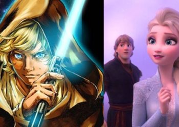 star wars frozen 2
