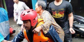 Korban Banjir Jakarta