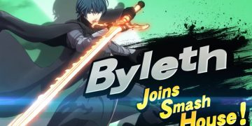 Super Smash Bros Ultimate Byleth