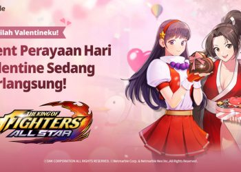 The King of Fighters Allstar Valentine