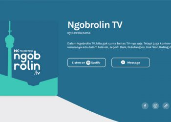 Podcast Ngobrolin TV Nawala Karsa