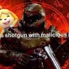 Doom Eternal Animal Crossing New Horizons Doom Slayer Isabelle