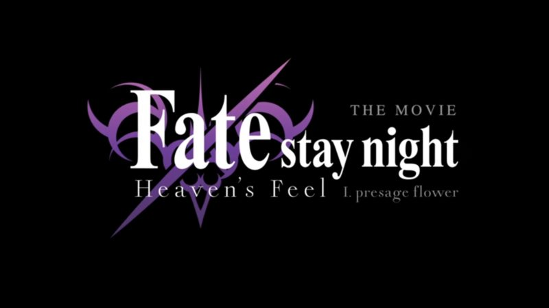 Film Anime Fate/Stay Night Heaven's Feel III Spring Song
