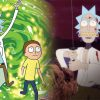 Rick and Morty adaptasi anime