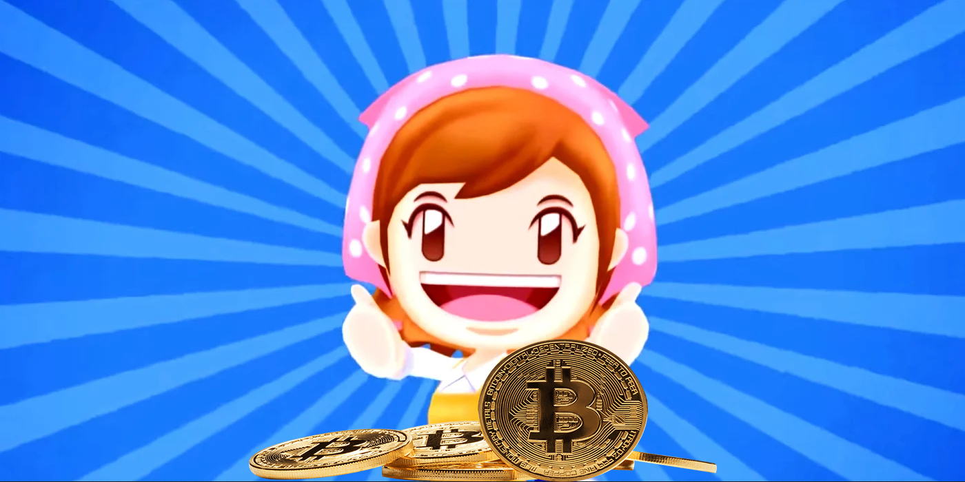Cooking Mama Cookstar eShop Nintendo Switch Cryptocurrency Dihapus