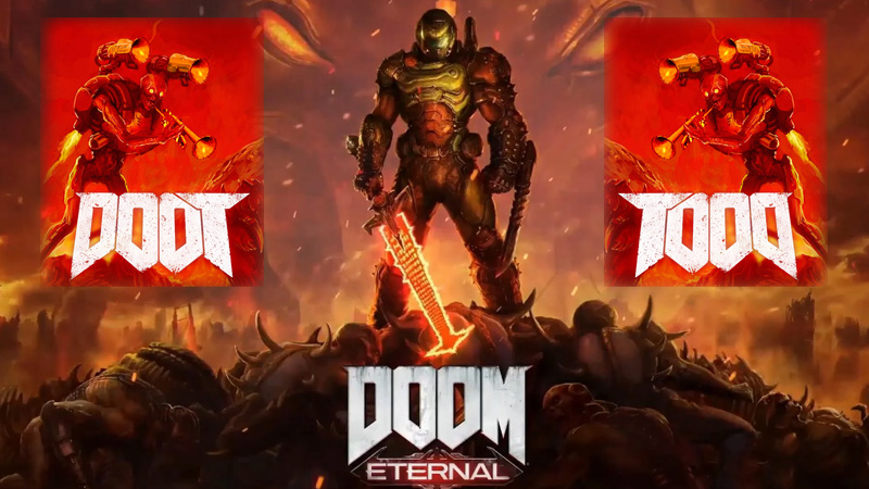 Soundtrack Doom Eternal Bethesda Mick Gordon