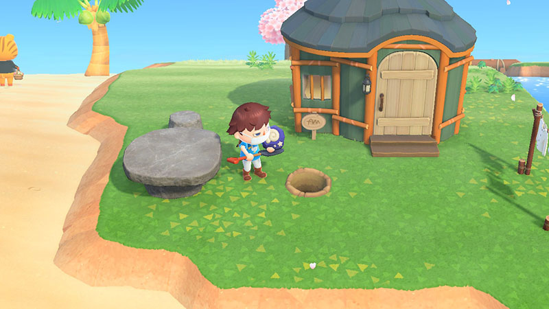 review animal crossing