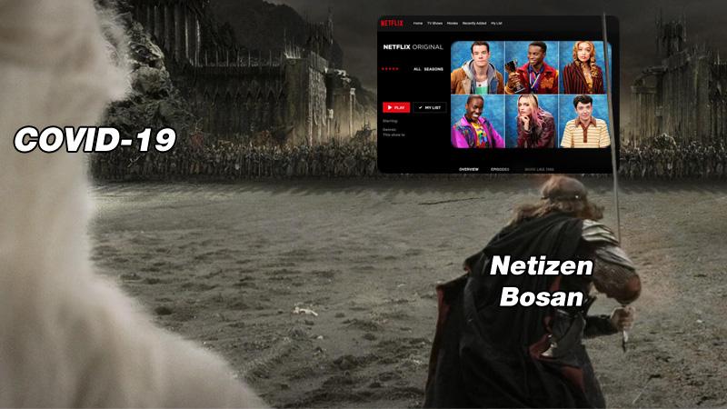 Rekomendasi Netflix #DiRumahAja