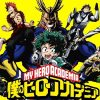 boku No hero academia RTV