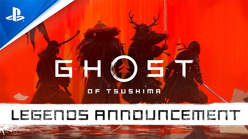 game online ghost of tsushima legends