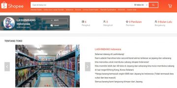Lashinbang Online Shopee Indonesia