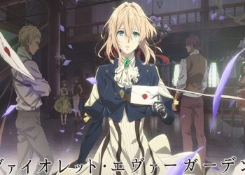 film anime violet evergarden