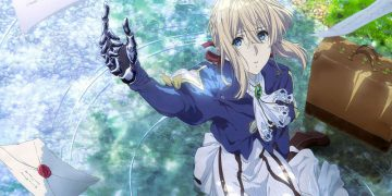 film anime violet evergarden the movie