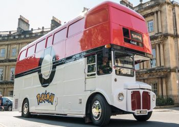 pokemon bus galar sword & shield