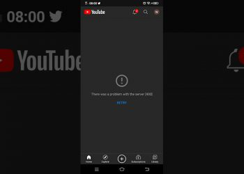 tampilan UI youtube