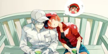 Cells At Work Manga tamat end