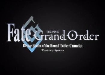 Fate/Grand Order THE MOVIE Divine Realm of the Round Table: Camelot Odex